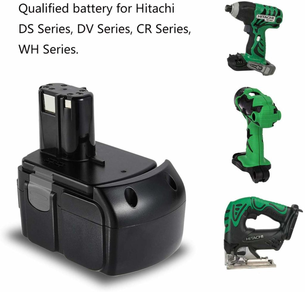 Wholesale Hitachi EBM1830 cordless drill battery