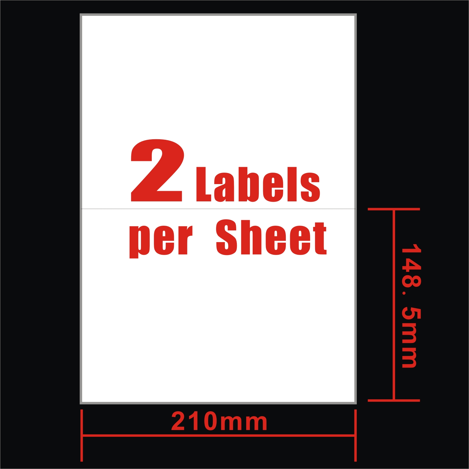 A4 Labels Supplier Australia