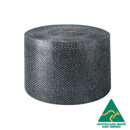 500mm*100m*10mm Black Bubble Roll Wrap